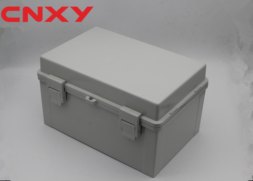 Weatherproof Electrical Distribution Box CNC Technology IK08 Protection Level